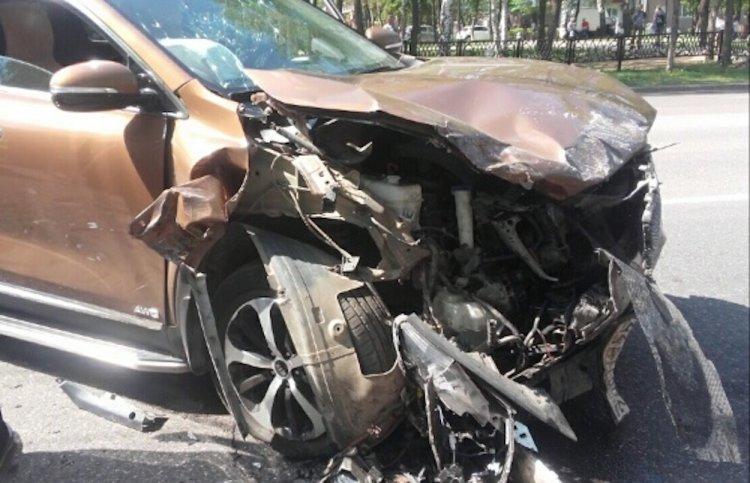 Смерть на встречной. В Стерлитамаке в ДТП погиб 33-летний мужчина