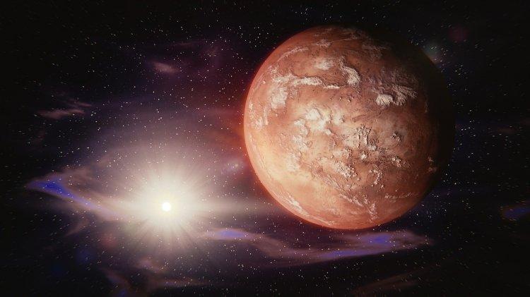 Заселение Марса оказалась под угрозой из-за испарения воды