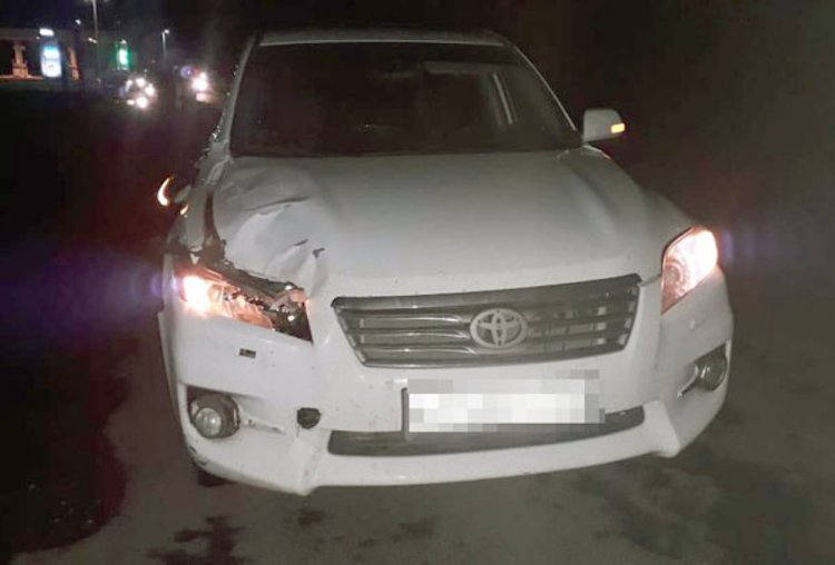 В Башкирии под колесами Toyota RAV4 погиб молодой мужчина
