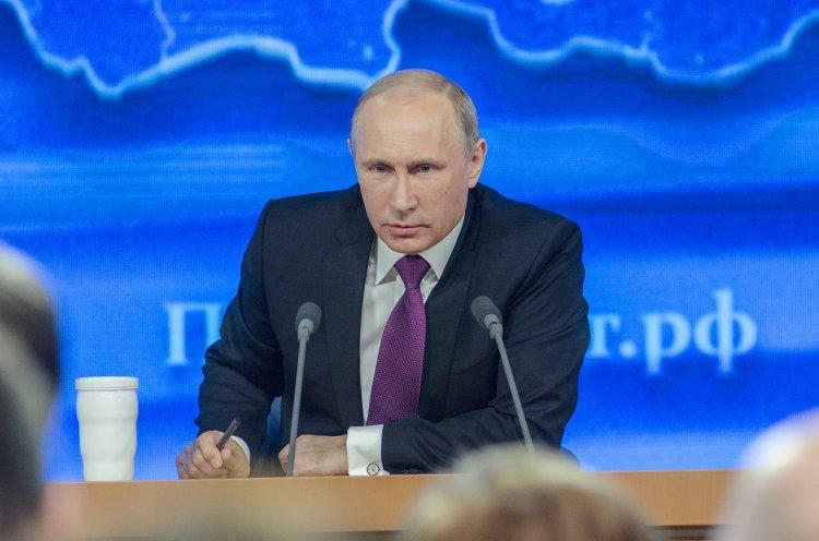 Владимир Путин: «Россия готова на поиск компромисса с Европой»