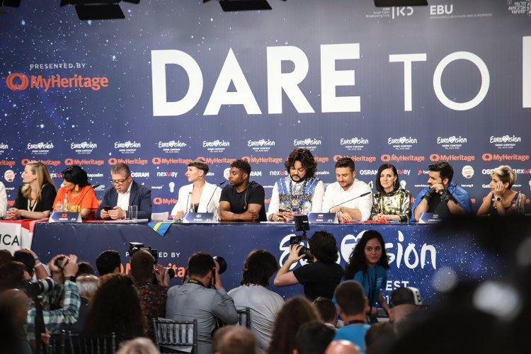 Стал известен номер выступления Лазарева в финале «Евровидения»