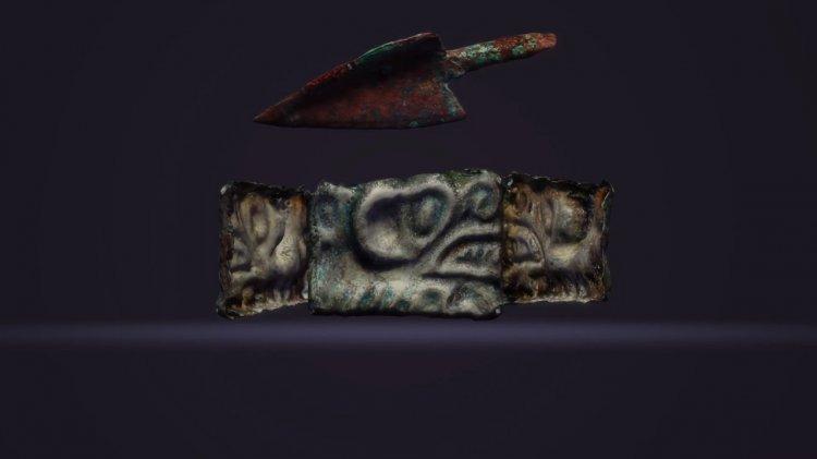 Ко Дню музеев пополнилась коллекция Виртуального археологического тура СФ БашГУ
