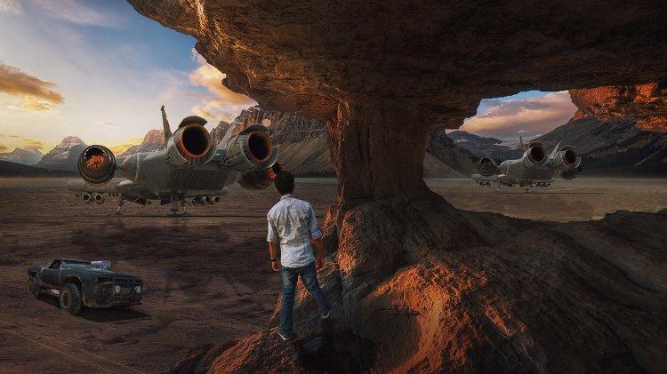 У человечества нет выбора, кроме как колонизировать Марс