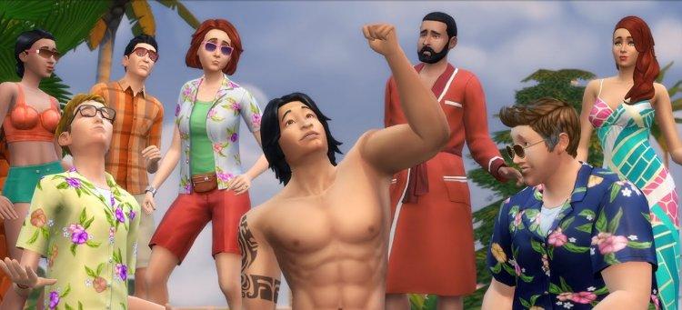 Игра The Sims 4 стала бесплатной на 7 дней