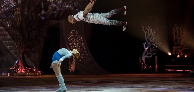 В Уфу впервые приедет Цирк дю Солей и представит шоу CRYSTAL
