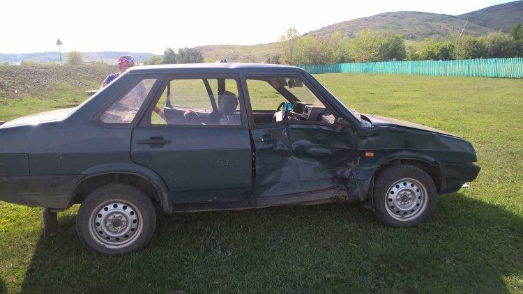В Башкирии столкнулись «ВАЗ-21099» и пассажирская «ГАЗель»: есть пострадавшие