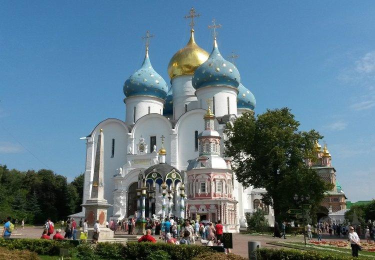 В РПЦ рассказали, кто им дает деньги на строительство храмов