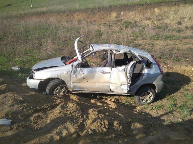 В Башкирии в ДТП погиб водитель «Калины»