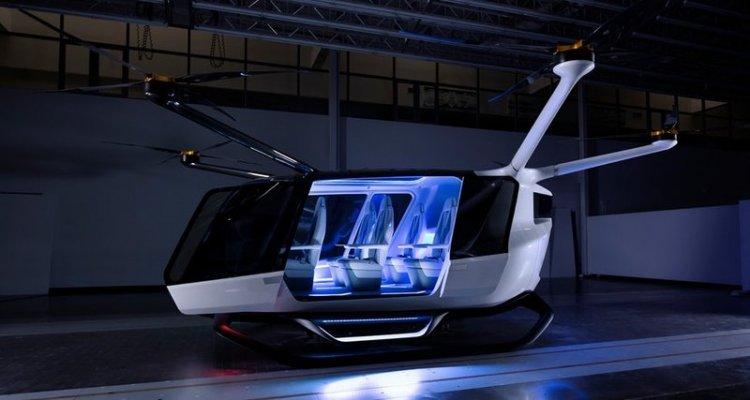 Alaka'i Technologies представила первое пассажирское авиатакси