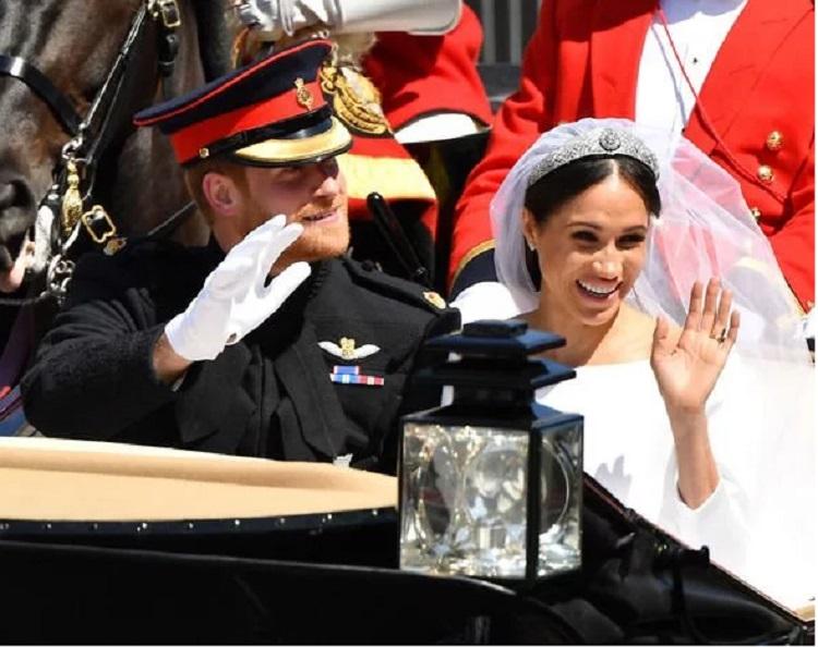Меган Маркл и Гарри хотят стать неофициальными королем и королевой Америки