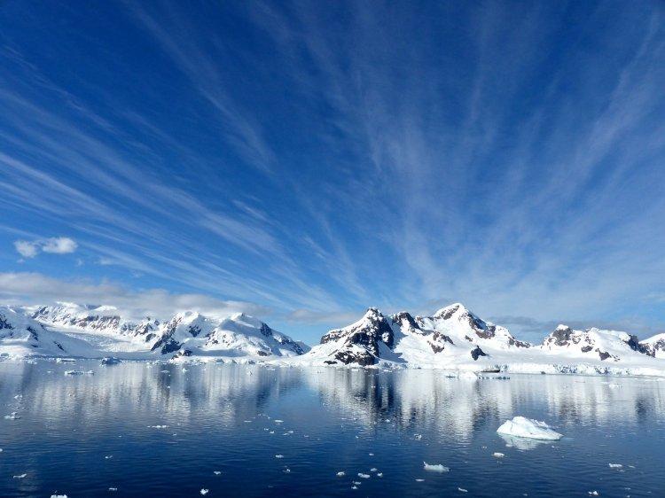 Падение астероида в Антарктиде сделало её безжизненной на миллион лет
