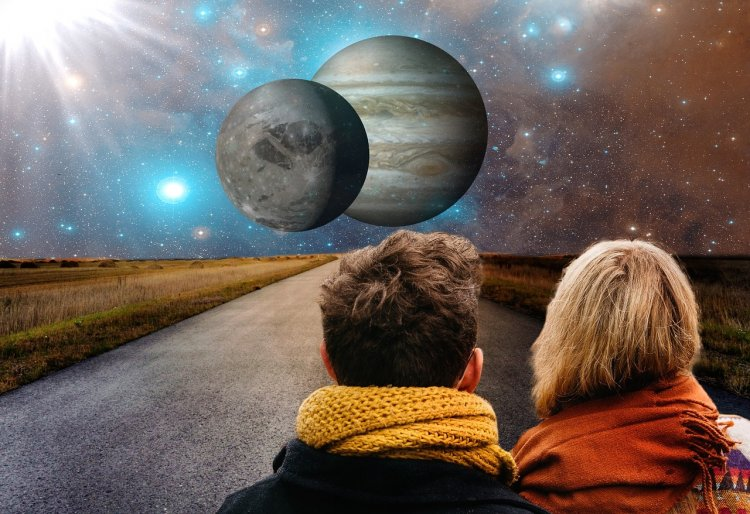 10 июня земляне смогут наблюдать Великое противостояние Юпитера
