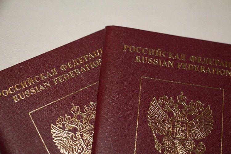 Юным жителям Стерлитамакского района вручили паспорта граждан России.