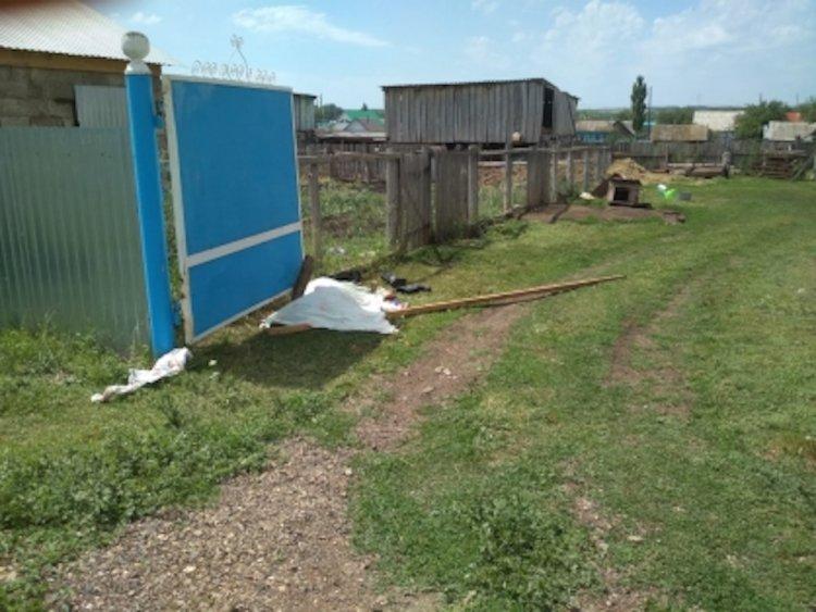 В Кугарчинском районе мужчина зарезал родителей и брата