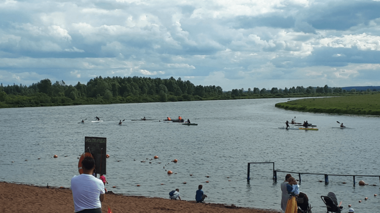 В Башкирии показательные выступления юных спортсменов на воде едва не закончились трагедией