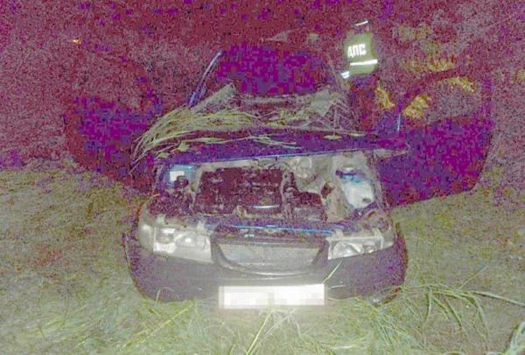 Водитель разбился насмерть на скользкой трассе в Башкирии
