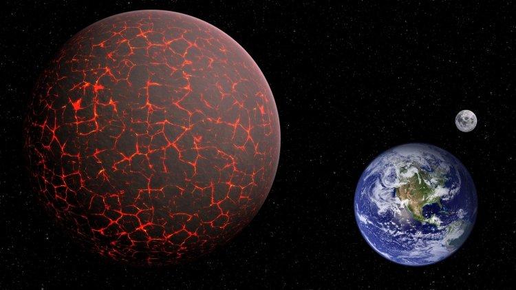 12 июля на Земле снова наступит конец света, во всем виновата Нибиру