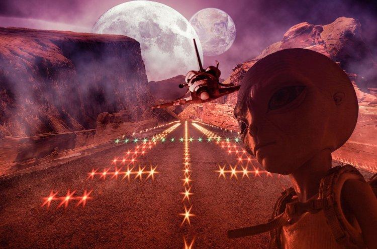 Лилипуты: о чем говорят обнаруженные на Марсе останки