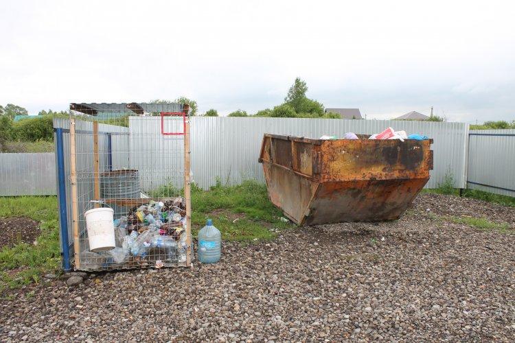 ОНФ в Башкирии обратился к властям с предложением поддержать двухконтейнерную систему  сбора отходов