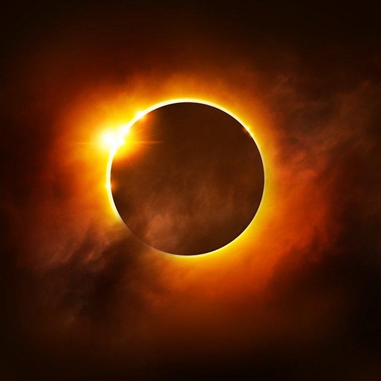 В ночь с 16 на 17 июля жители РБ смогут наблюдать частичное лунное затмение