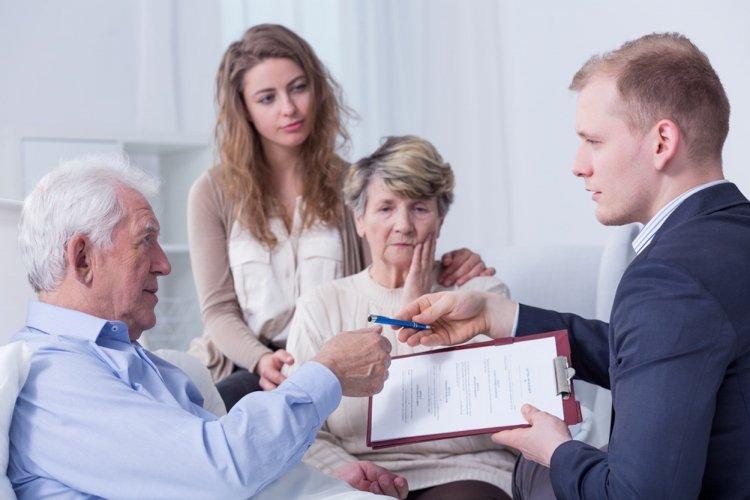 В России стало проще получить и передать пенсию по наследству