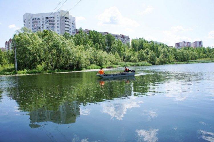 В Башкирии в озере найдено тело 13-летнего ребенка