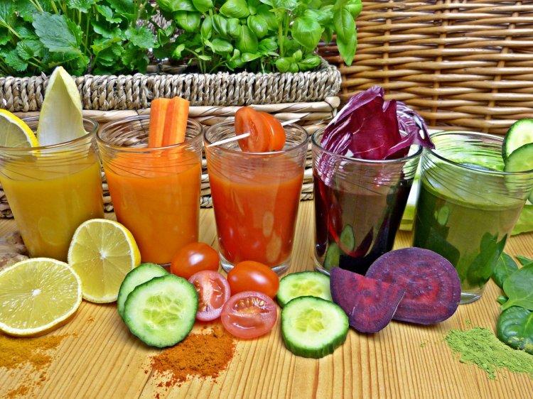 5 летних напитков для повышения иммунитета