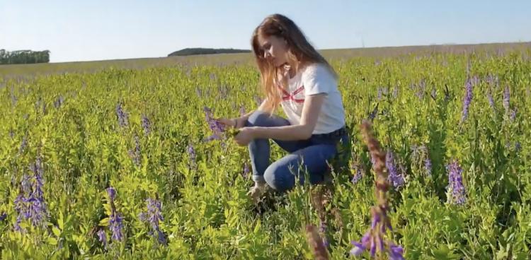 Школьница из Башкортостана – в числе победителей всероссийской акции «Русский Крым и Севастополь»