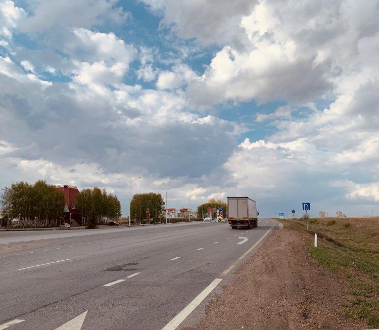 В Башкортостане на региональных и межмуниципальных дорогах заменили более 3,5 тысяч дорожных знаков