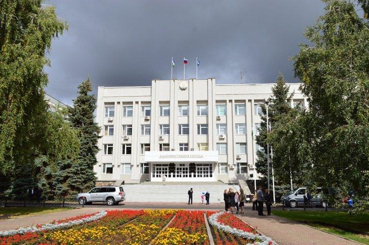 В администрации Стерлитамака состоялось награждение работников сферы торговли