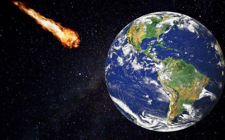 Ученые проглядели гигантский астероид, чуть не врезавшийся в Землю