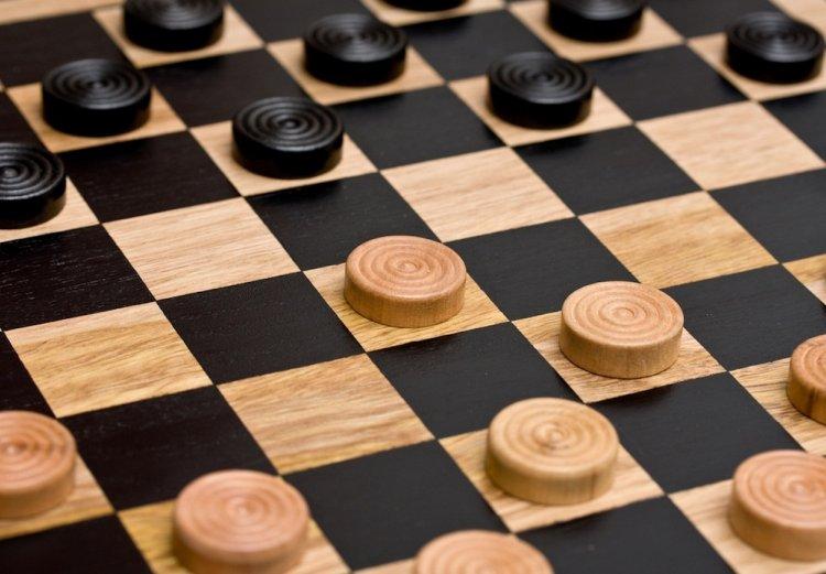 Самая молниеносная шашистка мира - Агата Парахина из Ишимбая