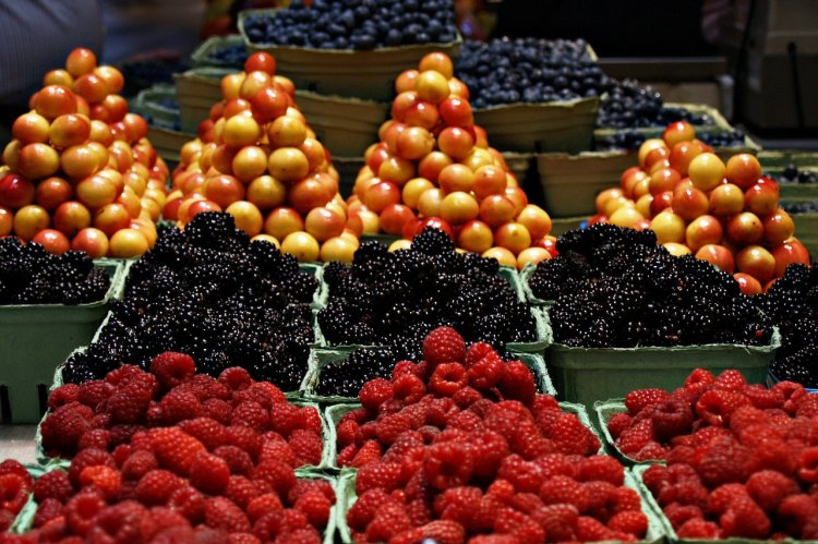Россия запретила китайские фрукты и ягоды