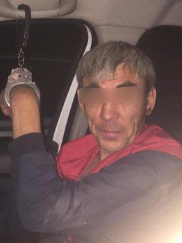 В Уфе пьяный автомобилист сбил инспектора ГИБДД и протащил несколько десятков метров