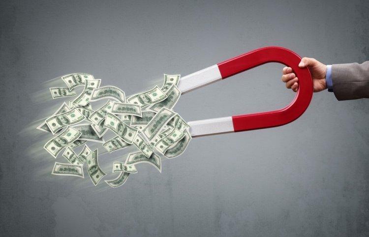 Как стать «магнитом» для денег: впусти в себя богатство