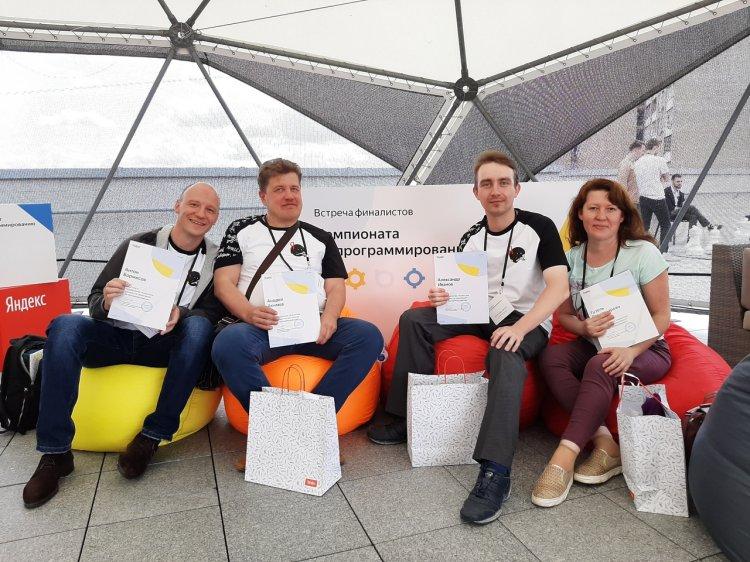 Преподаватели Стерлитамака вошли в число финалистов  чемпионата по программированию