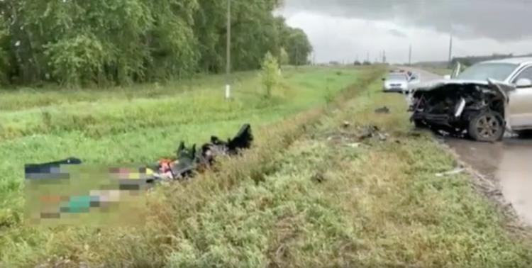 Ужасное ДТП Башкирии: в аварии разбилась целая семья