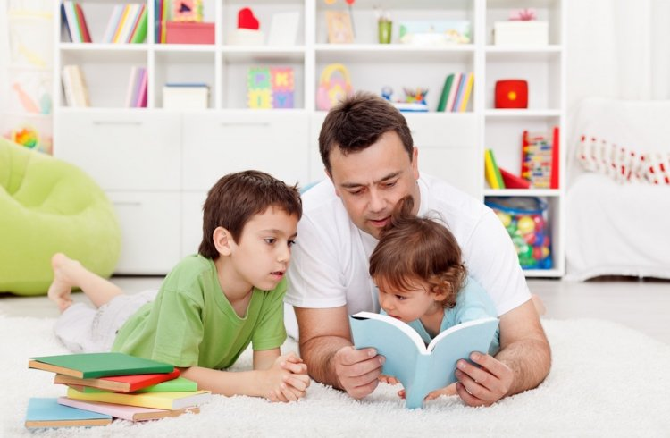 6 вещей, которые дети наследуют исключительно от отцов