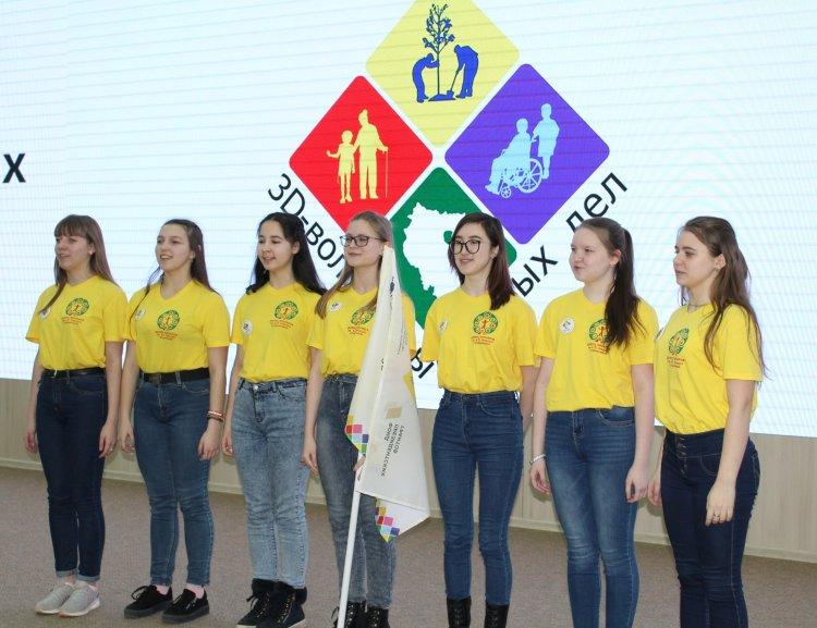 В Уфе впервые пройдут 3-х дневные Летние волонтёрские игры