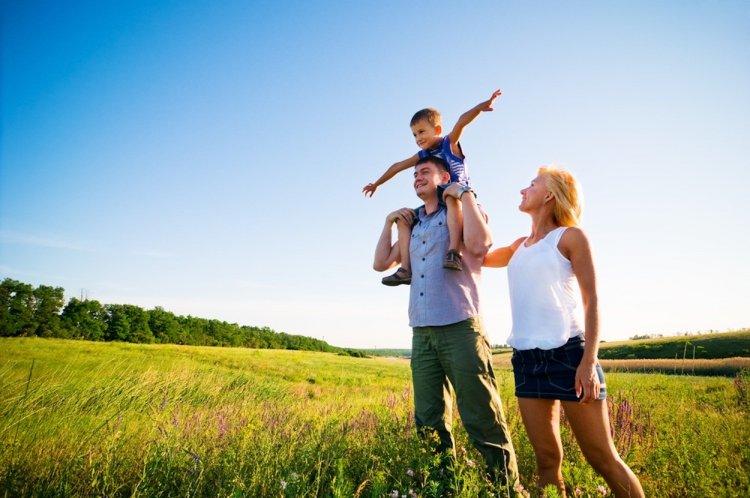 Стало известно, что наследует ребенок от отца, а что - от матери