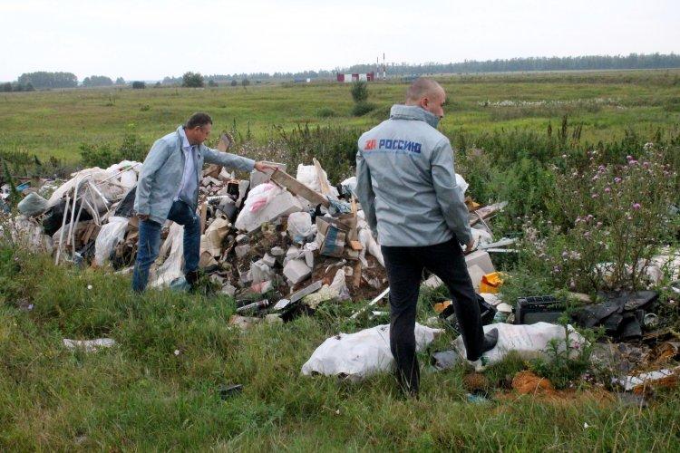 ОНФ в Башкортостане призвал регоператора убрать свалку рядом с аэропортом