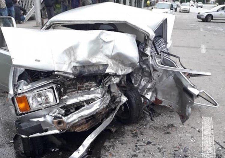 В Уфе в жутком ДТП погиб 24-летний парень, еще трое пострадали