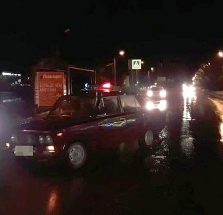 В Башкирии автомобиль сбил 67-летнюю женщину