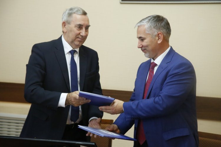 ЦБ подписал соглашение о сотрудничестве с БашГУ