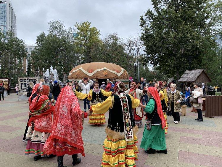 В столице Башкирии прошел фестиваль «Уфа-любимый город»