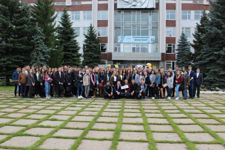 Студентами СФ БашГУ стали более 2300 человек