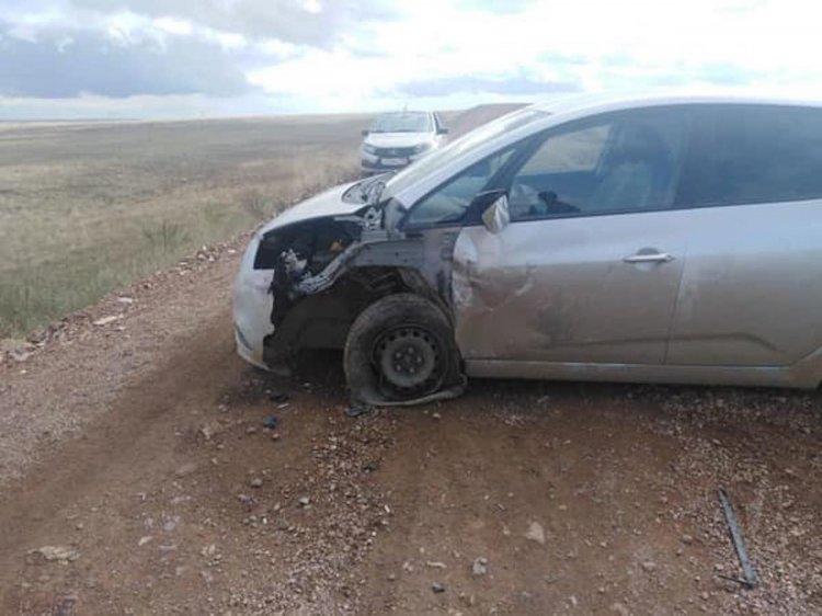 В Башкирии столкнулись Kia Venga и ВАЗ-2107, двое пострадали