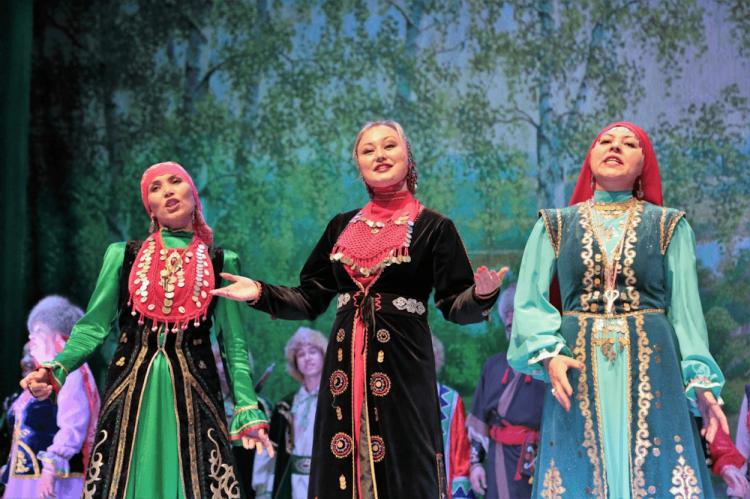 В Башкирии стартует конкурс вокального творчества среди сельских поселений «Поющая деревня!»