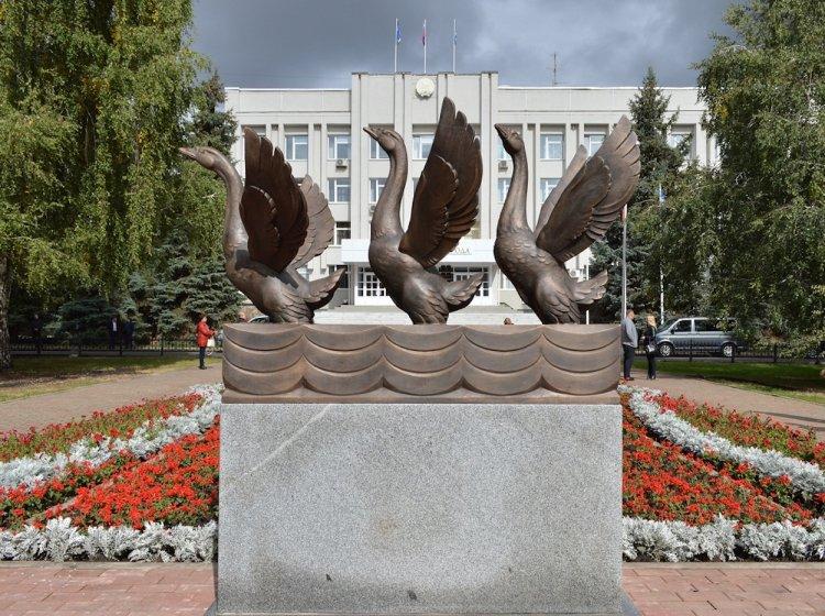 В мэрии Стерлитамака обсудили благоустройство дворов и общественных территорий