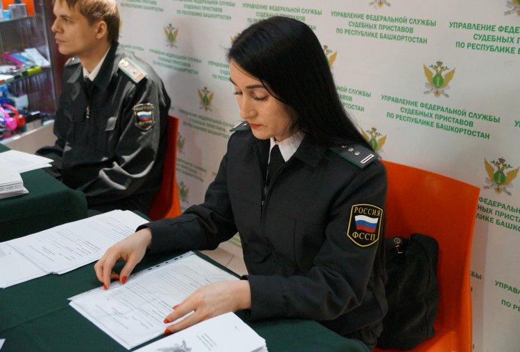 Судебные приставы Башкирии наказали наглых коллекторов